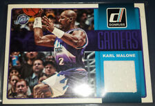Karl Malone Not Professionally Graded NBA Basketball Trading Cards