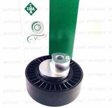 BMW Water Pump / Alternator Belt Deflection Pulley INA OEM 11287841228