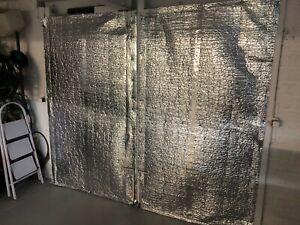 Garage Condensation Control Foil Insulation, C/W Aluminium Tape, Free UK Postage