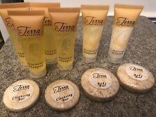 Terra Botanics Travel Toiletries New, Shampoo, Conditione 00004000 r, Body Lotion, Soaps