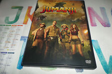 DVD - JUMANJI BIENVENUE DANS LA JUNGLE / DWAYNE JOHNSON JACK BLACK / DVD NEUF