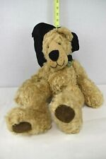 Hermann Paulus Bear By Annette Rauch Mohair Limited Edition 172 Of 500 W/ Tags
