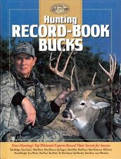 Hunting Record-Book Bucks , Bowhunting Records, Centerfire Deer Rifle or Shotgun