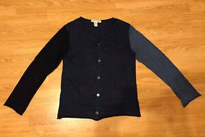 Comme des Garcons Shirt Cotton Cardigan Size Medium Made in Japan
