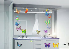 Removable Art Vinyl Easy DIY Butterfly Wall Sticker Decal Mural Home Room Decor