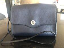 ORIGINAL Dior Tasche Crossbody Bodybag Leder Zeitlos Top Zustand