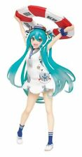 Taito - Vocaloid Hatsune Miku - Summer Clothes Ver. Figure USA SELLER AUTHENTIC!