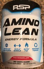 Amino Lean Energy Drink Watermelon Weight Fat Loss Workout Recovers 11/18+
