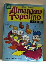 ALMANACCO TOPOLINO - APRILE 1968 [fumetto, albi d'oro, n.4, walt disney]