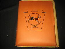 Pennsylvania Game Commission 1980-90s Packet of Publications    eb02