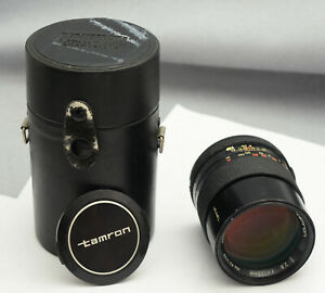 Tamron 135 2,8 BBAR Multi C Adaptall 2 Very good condition ottime condizioni