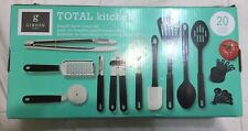 Gibson Home Total 20 Piece Kitchen Tool/Gadget Prepare & Serve Combo NIB
