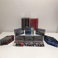 Cassette Tape Bundle 47 Tapes Scotch TDK Maxell BBC UFO Ferric Sealed Vintage