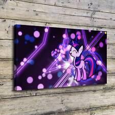 """12""""x22""""SR100668-My Little Pony Decoración del hogar Impresión de lona de alta densidad Imagen Pared Arte"""