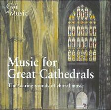 Music for Great Cathedrals CD NEW