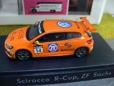 1/43 Spark VW Scirocco R-Cup ZF Sachs #14 462536