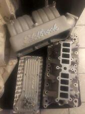 Edelbrock 3881 Performer Aluminum Intake Manifold, For Ford Small Block 5.8L