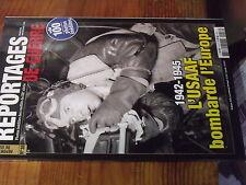 9µ? Revue Reportages de Guerre n°16 1942/45 USAAF bombarde l'Europe