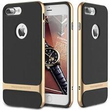 ROCK Royce Ultraslim Hybrid Shockproof Case for iPhone 7 Plus, 8 Plus Pack of 2
