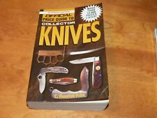 THE OFFICIAL PRICE GUIDE COLLECTOR KNIVES 11TH ED Knife Blade Collector VG Book
