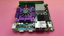 WADE-8656 Intel Mini-ITX PC Motherboard + Processor + 2Gb RAM+6 SATA Drive