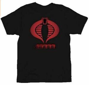 Joe Cobra-Camiseta Tamaño 2X-Grande nuevo con etiquetas Men/'s G.i