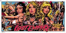 ROCKIN JELLY BEAN MONDO THE LOST EMPIRE exclusive ART POSTER screenprint SIGNED