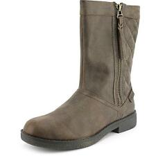 Rocket Dog Tipton Women Round Toe Synthetic Brown Mid Calf Boot 6