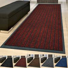 Non Slip Hall Hallway Kitchen Runner Rug Washable Door Mat Heavy Duty Rubber Mat