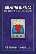 Agenda Biblica: Con Una Guia De Lecturas NEW