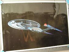 1996 German  Movie Poster STAR TREK Enterprise-E  (STPO-ENTE-FW)