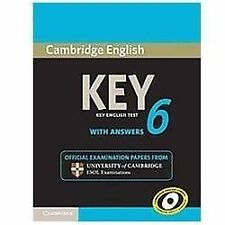KET Practice Tests: Cambridge English Key 6 Student's Book with Answers :...