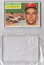 5 - Pre-1957 size Card Snap Holders for Baseball cards