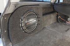 EMPTY! Holden VT VX VY VZ wagon 12inch sub fibreglass subwoofer box