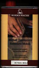 Möbel Restauro Borma Wachs,Restaurierungsöl ,Dunkel ,Grundpreis:23,90 € / Liter