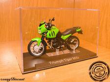 TRIUMPH TIGER 955i 1/24 GREEN/BLACK MINT&RARE!!!