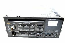 95 96 97 98 99 00 01 02 CHEVY SILVERADO RADIO CD PLAYER MISSING KNOBS