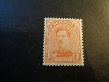 135 xx MNH Albert I 1c oranje - orange