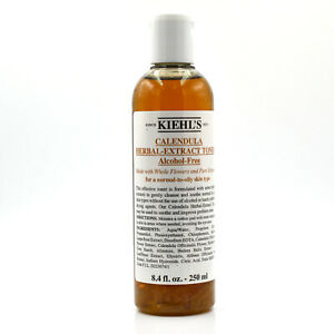 Kiehl's Since 1851 Calendula Herbal Extract Alcohol-Free Toner 8.4 oz READ BELOW