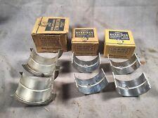 1932-1942 Ford 90 HP flathead main bearings STD 68-6331-A 6333-A
