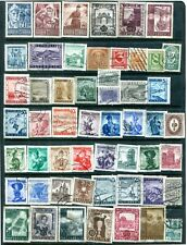 Assortment Of Austria 53 Tems All Genuine & Different Very Nice Lot #2019Aua04