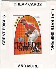 2000 METAL Talent Show PAT BURRELL (Phillies)