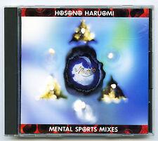 Haruomi Hosono – Mental Sports Mixes 1993 Promo Japan CD YMO Epic ESCB-1407