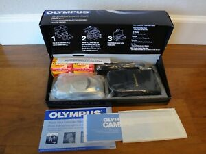 Olympus Stylus Epic Zoom 170 Deluxe 35mm Point & Shoot Film Camera