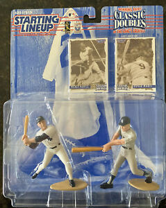 Kenner MLB STARTING LINEUP 1997 CLASSIC DOUBLES  Mickey Mantle/Roger Maris