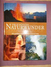 Die schönsten Naturwunder - Bildband