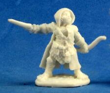 1 x WOODY STUMWIMPLE - BONES REAPER figurine miniature jdr rpg d&d hafling 77218