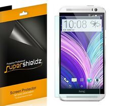 6X Supershieldz Clear Screen Protector Shield Guard Saver Film for HTC One M8