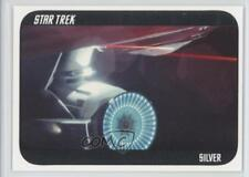 2014 Star Trek Silver 106 Nero states that he would rather suffer… /200 Card 2o7