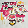 Hen's night Bride to be Party Bachelorette Selfie Photo Booth Prop Funny Game